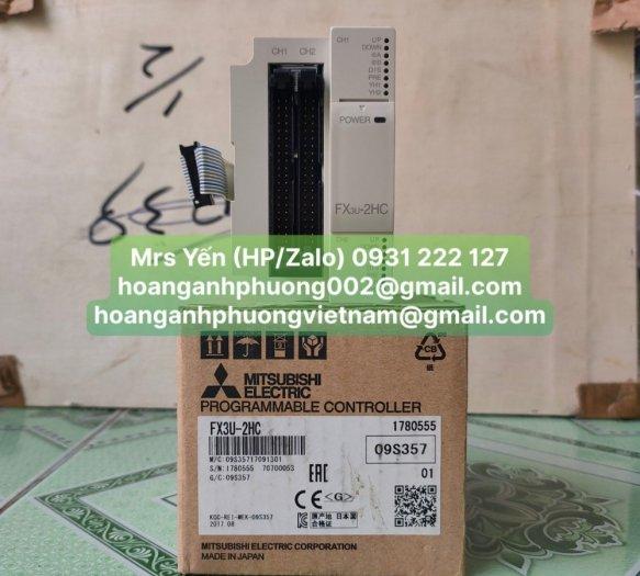 Module PLC FX3U-2HC | Mitsubishi | Hàng nhập khẩu và phân phối bởi Hoàng Anh Phương3