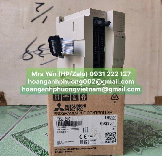 Module PLC FX3U-2HC | Mitsubishi | Hàng nhập khẩu và phân phối bởi Hoàng Anh Phương0