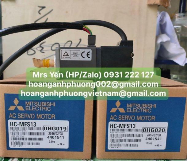 Servo Motor HC-MFS13   Mitsubishi   Hàng nhập khẩu chính hãng mới 100%1