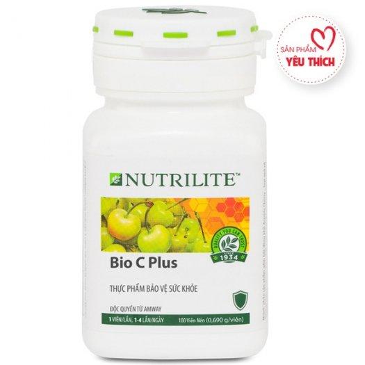 Thực phẩm bảo vệ sức khỏe Nutrilite Bio C Plus 1042704