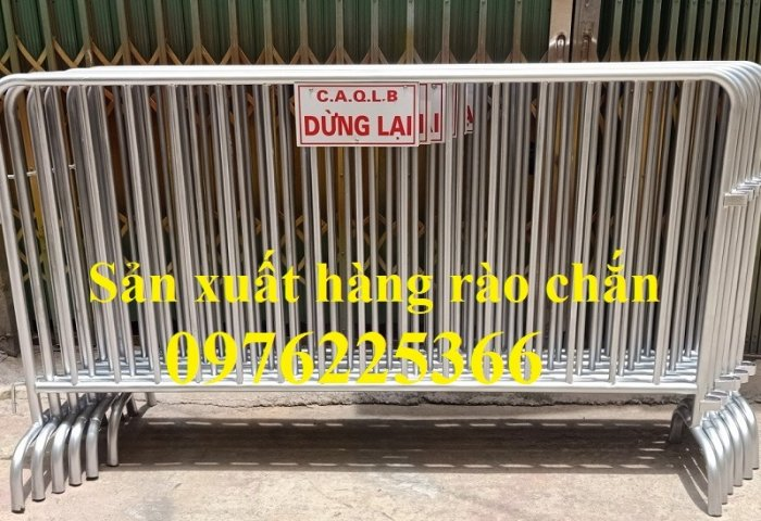 Rào chắn an toàn, hàng rào di động9