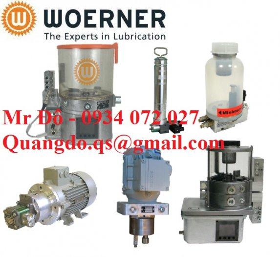 Thiết bị WOERNER chính hãng tại Việt Nam0