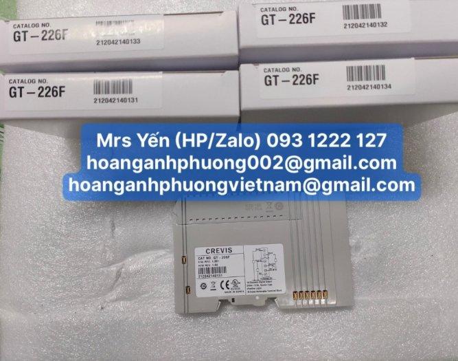 GT-226F | Mô-đun Crevis | Hàng nhập khẩu trực tiếp và phân phối bởi HAP2