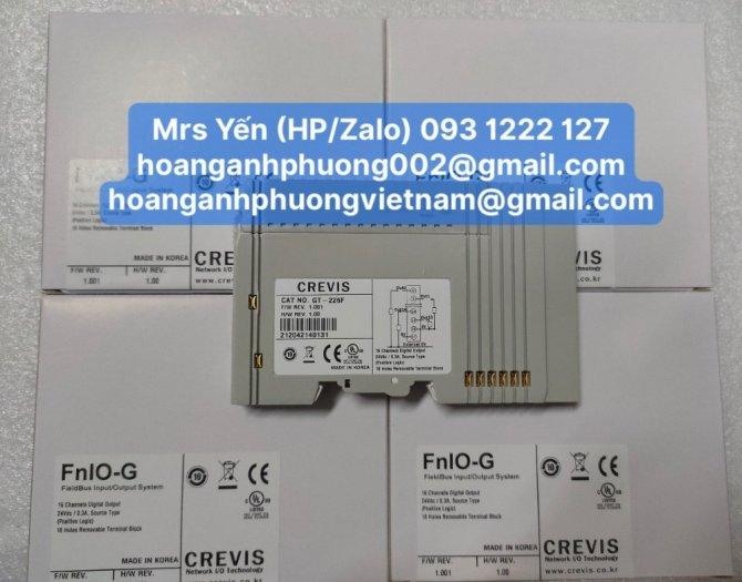 GT-226F | Mô-đun Crevis | Hàng nhập khẩu trực tiếp và phân phối bởi HAP0