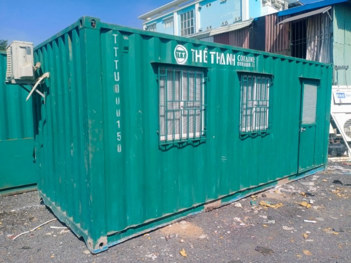 Container các loại0