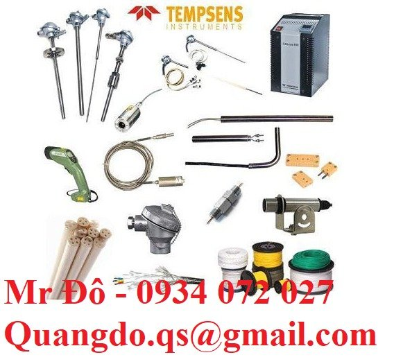 Cảm biến Tempsens Instruments tại Việt Nam0