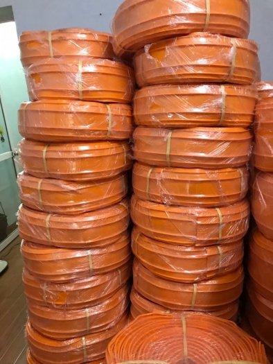 Cuộn nhựa vàng pvc v320-15m đến 20m dài lót chống thấm tường0