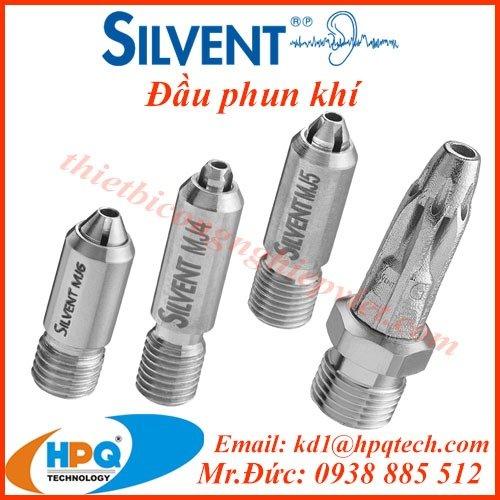 Béc phun khí Silvent | Súng phun Silvent | Silvent Việt Nam3