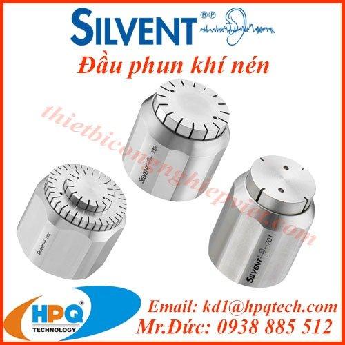 Béc phun khí Silvent | Súng phun Silvent | Silvent Việt Nam2