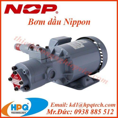 Bơm dầu Nippon   Đầu bơm Nippon   Động cơ Nippon Việt Nam3