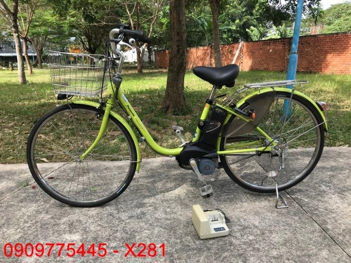 Xe đạp điện trợ lực Panasonic hàng Nhật bãi cũ9