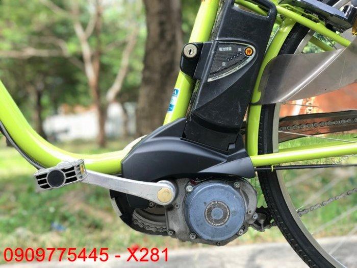 Xe đạp điện trợ lực Panasonic hàng Nhật bãi cũ8