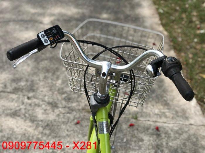 Xe đạp điện trợ lực Panasonic hàng Nhật bãi cũ6