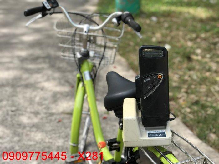 Xe đạp điện trợ lực Panasonic hàng Nhật bãi cũ5