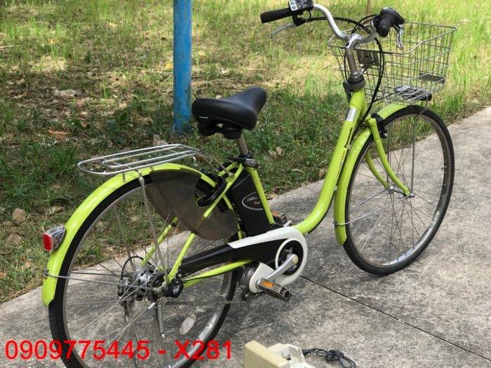 Xe đạp điện trợ lực Panasonic hàng Nhật bãi cũ3