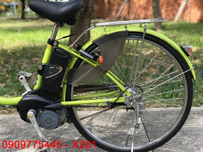 Xe đạp điện trợ lực Panasonic hàng Nhật bãi cũ2