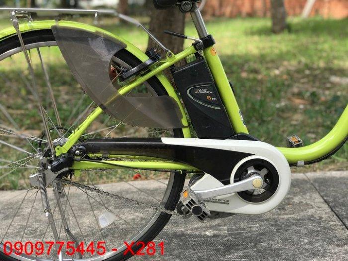 Xe đạp điện trợ lực Panasonic hàng Nhật bãi cũ0
