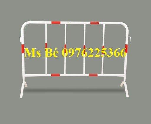 Hàng rào di động mạ kẽm giá tốt tại Hà Nội8