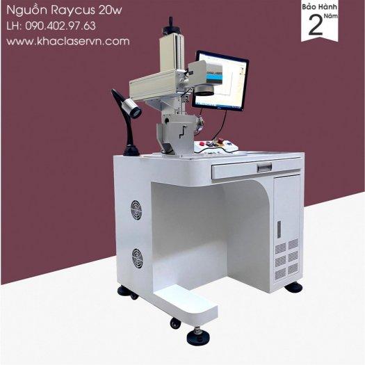 Máy khắc laser kim loại Raycus 20w0