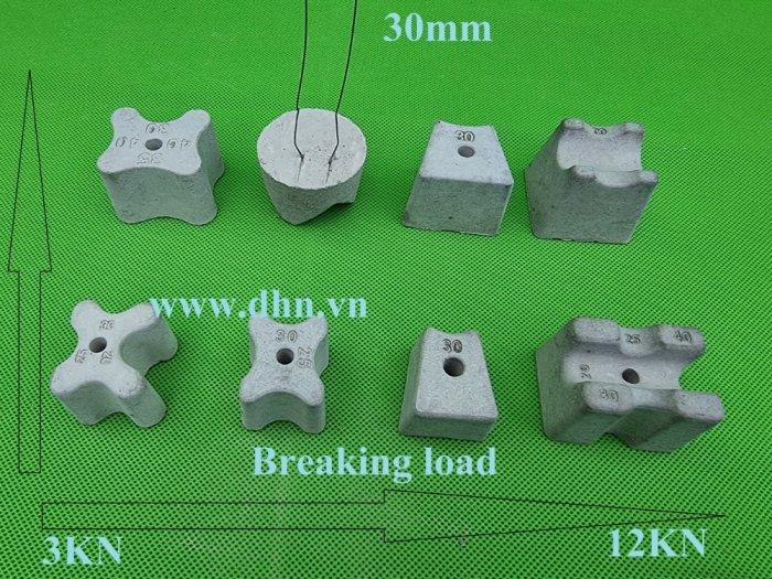 Nẹp nhựa tô góc - Con kê bê tông Mac 600 - Nẹp nhựa tạo rãnh âm tường - Nẹp nhựa ốp góc gạch men - Nẹp nhựa7