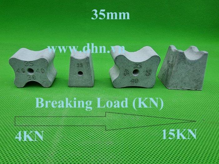 Nẹp nhựa tô góc - Con kê bê tông Mac 600 - Nẹp nhựa tạo rãnh âm tường - Nẹp nhựa ốp góc gạch men - Nẹp nhựa4