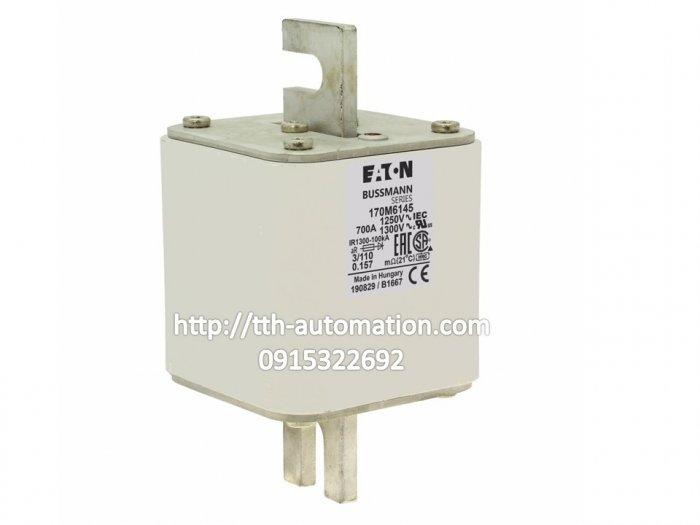 Cầu chì Bussmann 170M6145 - Đại lý phân phối chính hãng tại Việt Nam : 0915322692 (Zalo)1
