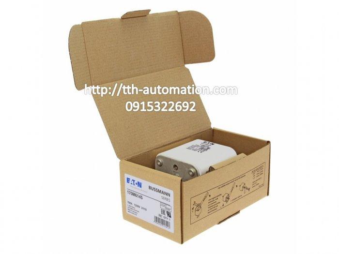 Cầu chì Bussmann 170M6145 - Đại lý phân phối chính hãng tại Việt Nam : 0915322692 (Zalo)0