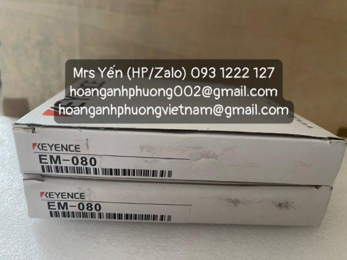 EM-080   Keyence   Cty Hoàng Anh Phương chuyên cung cấp cảm biến các loại0
