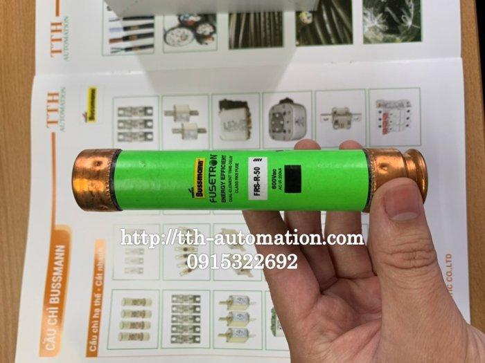 Cầu chì Bussmann JRS-R-50 - TTH Automatic : 09153226923