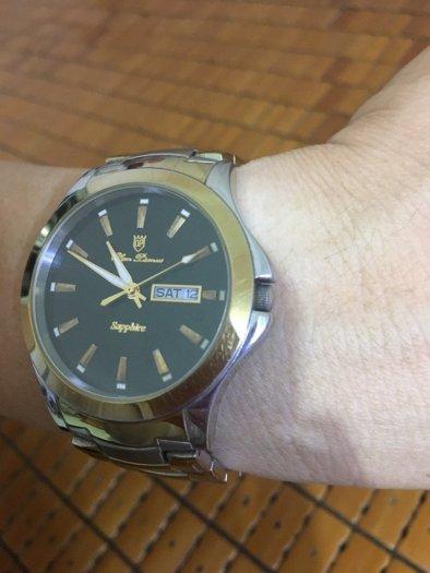 Đồng Hồ đeo tay mặt kính Sapphire chống xước JAPAN0