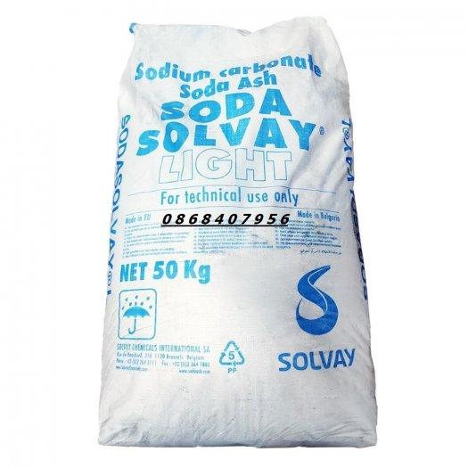 Sodium Carbonate (Soda nóng) Bungari ổn định môi trường1
