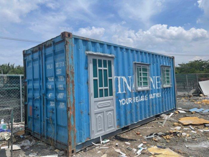Thùng container làm văn phòng5