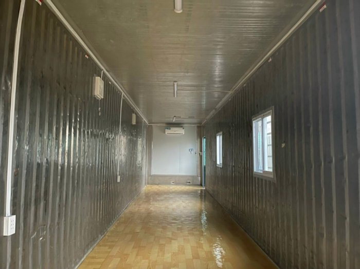 Thùng container làm văn phòng2