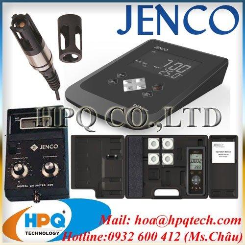 Máy đo PH Jenco chính hãng4