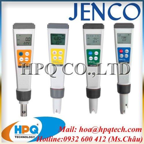 Máy đo PH Jenco chính hãng1