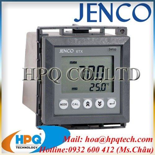 Máy đo PH Jenco chính hãng0