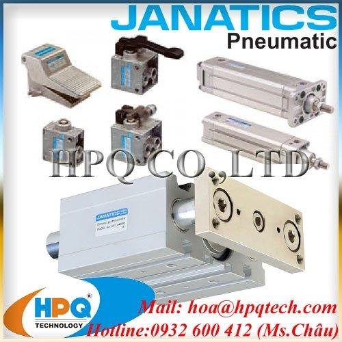 Van điện điều khiển Janatics4