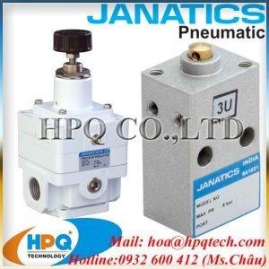 Van điện điều khiển Janatics3