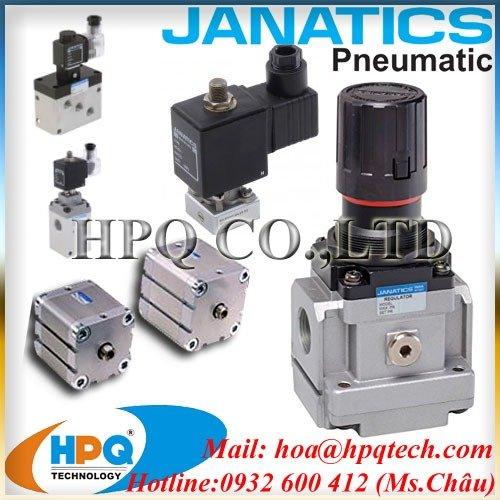 Van điện điều khiển Janatics2