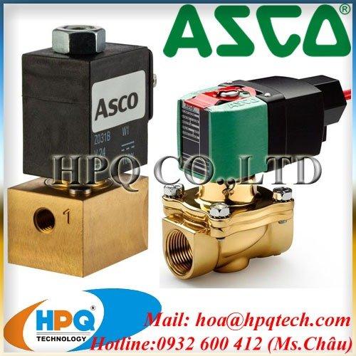 Van điện từ Asco chính hãng có bảo hành1