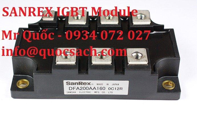 Thyistor công suất điện tử Sanrex5