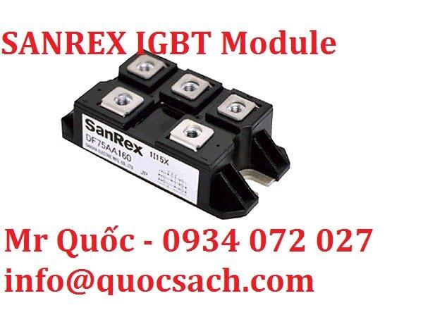 Thyistor công suất điện tử Sanrex4