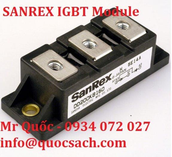 Thyistor công suất điện tử Sanrex3