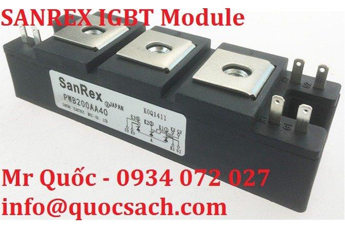 Thyistor công suất điện tử Sanrex2