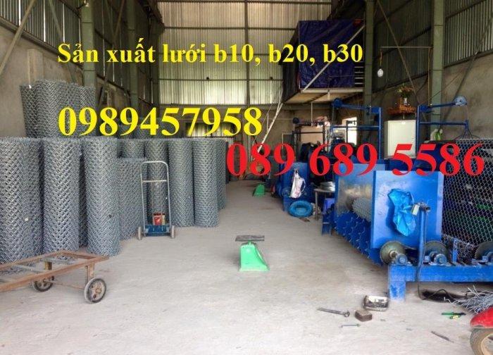 Lưới b30 bọc nhựa, Thép B30 mạ kẽm, Lưới B20, B30 20x20, 30x304