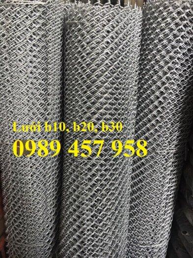 Lưới b30 bọc nhựa, Thép B30 mạ kẽm, Lưới B20, B30 20x20, 30x303
