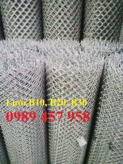 Lưới b30 bọc nhựa, Thép B30 mạ kẽm, Lưới B20, B30 20x20, 30x302