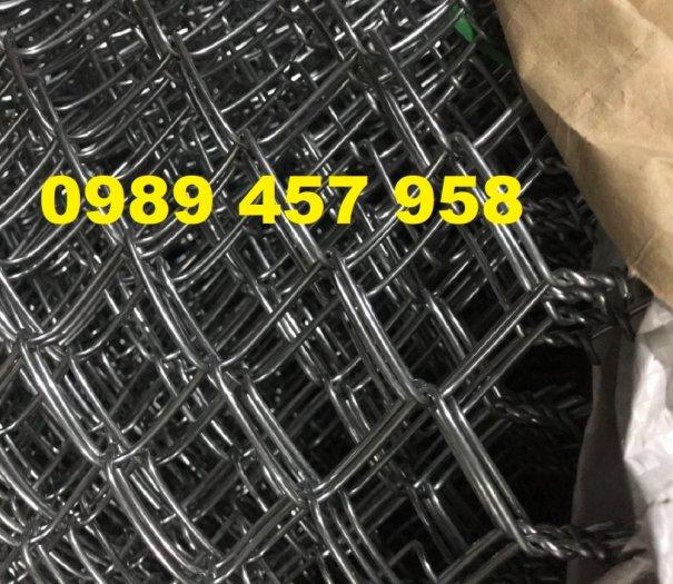 Nhà sản xuất lưới thép hàng rào B20, Lưới B30, Lưới B40 bọc nhựa và mạ kẽm0