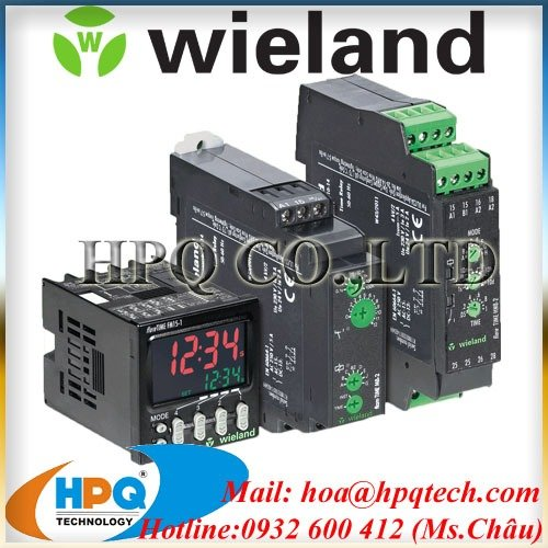 Rơ le an toàn Wieland chính hãng Viet Nam2