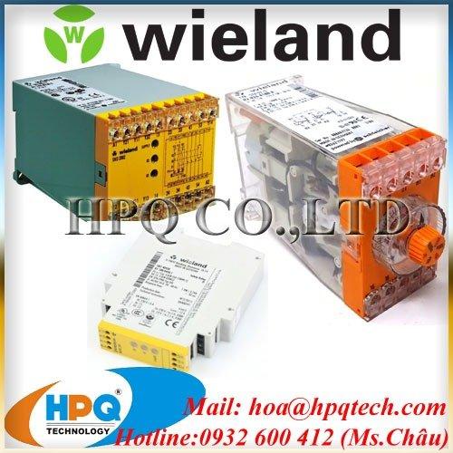 Rơ le an toàn Wieland chính hãng Viet Nam0